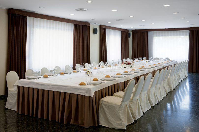 Salón para bodas pequeñas
