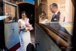 Coche de novia