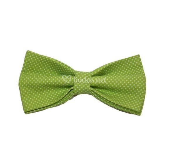 Topos en color verde