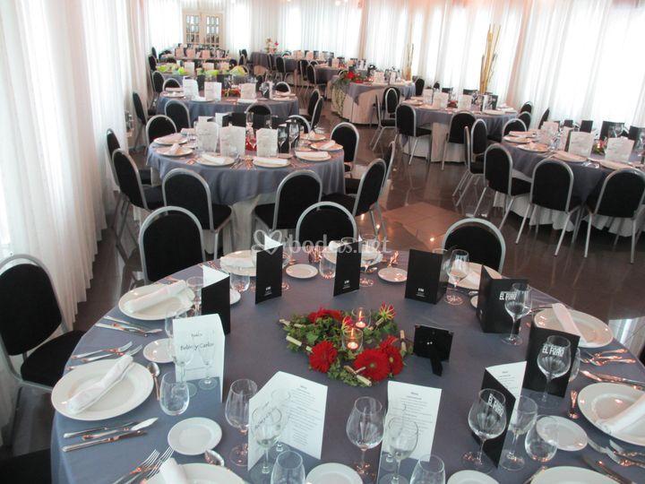El Foro -Banquetes II-