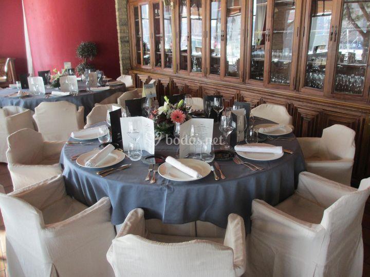 El Foro -Restaurante Detalle-