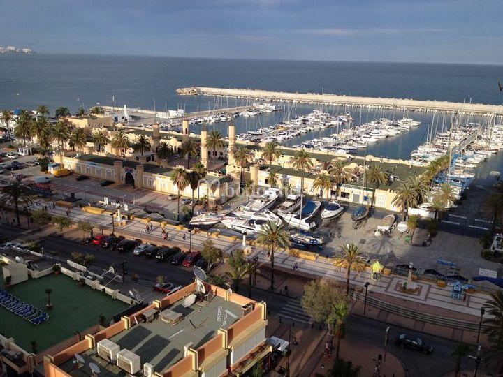 Vistas al Puerto Deportivo