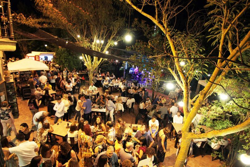 Fiesta corners gastronómicos