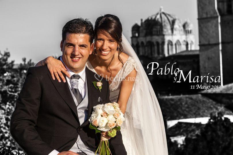 Pablo y Marisa