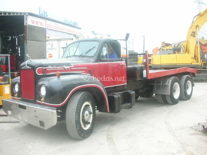 Mack v61t americano