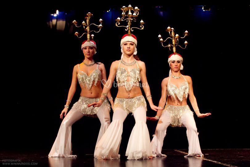 Espectáculos de danza