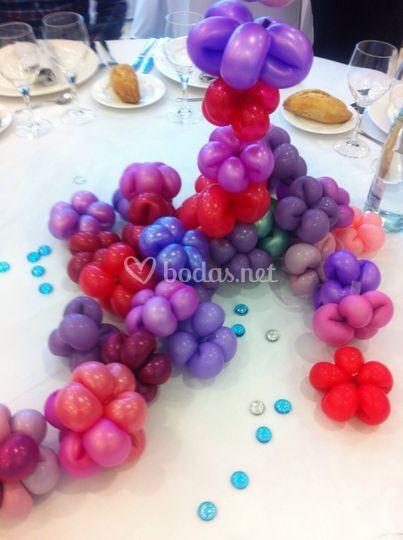 Un toque de alegría en tu mesa