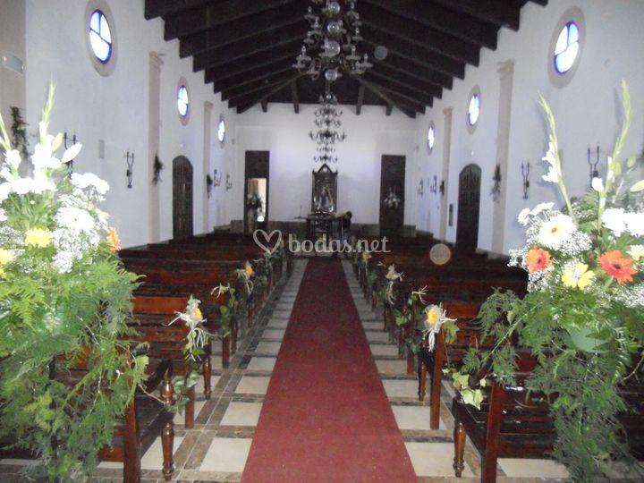 Montaje iglesia