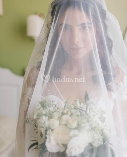 La novia ya está lista