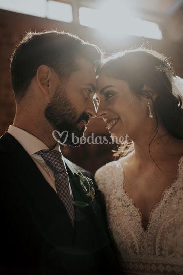 Marcos y Lola, boda en Úbeda