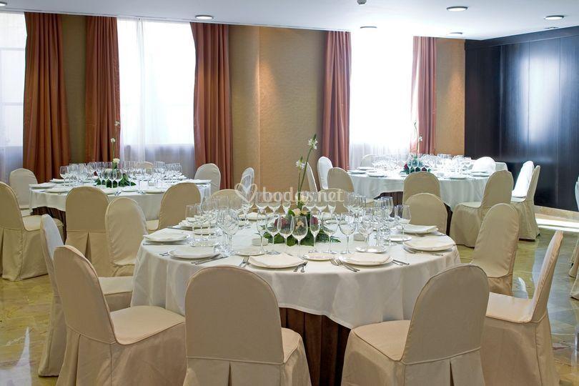 Salón celebración de bodas
