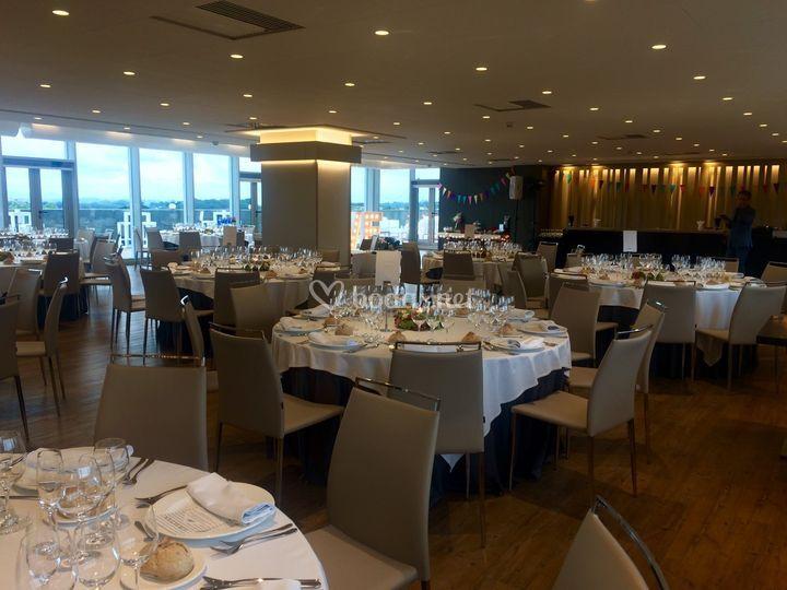 Banquete Salón Obradoiro
