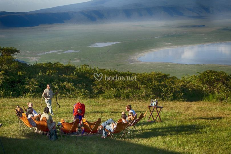 Ratpanat Ngorongoro SafariCamp