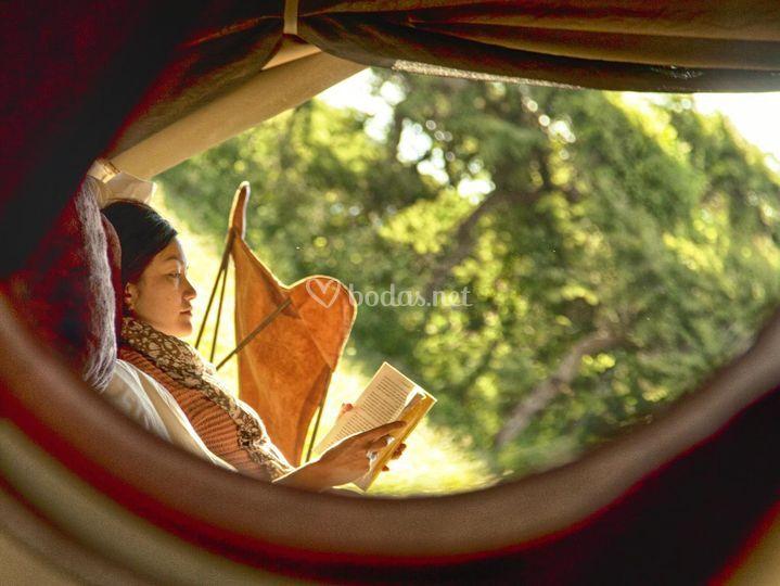 Ratpanat Safari Camps. Relax