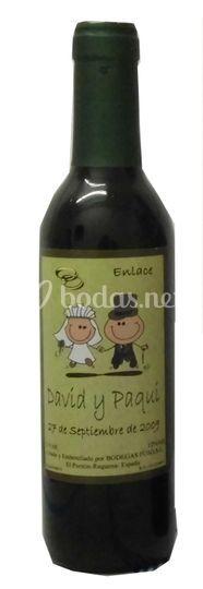 Botella 37,5 cl.