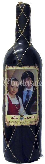 Botella 75 cl.