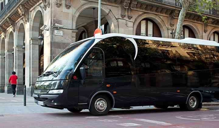 Alquiler Minibuses Lujo