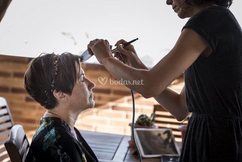 Verónica Bernal Maquillaje