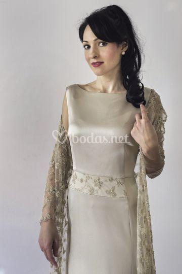 Vestido mod. 496