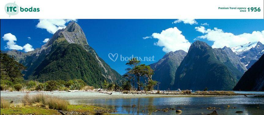 Milford Sound - Nueva Zelanda