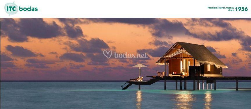 Atolón Kaafu - Islas Maldivas