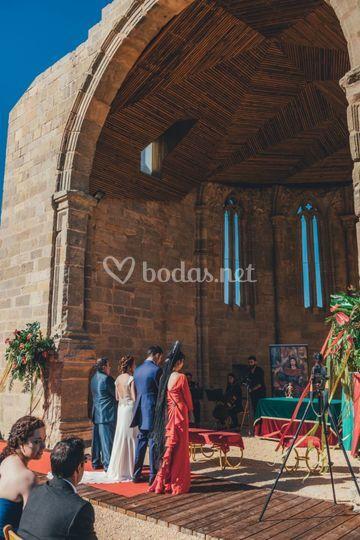 Ceremonias sitios excepcionale