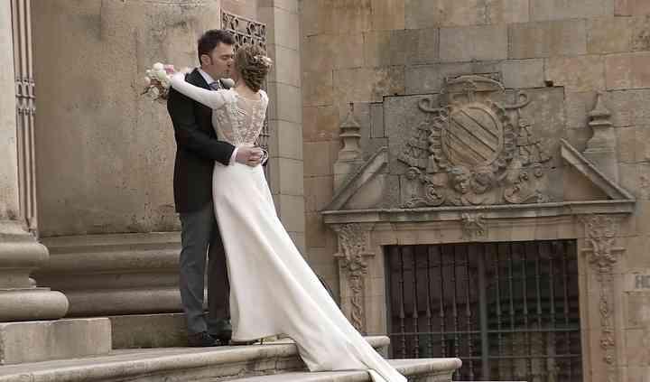 Javier y maria