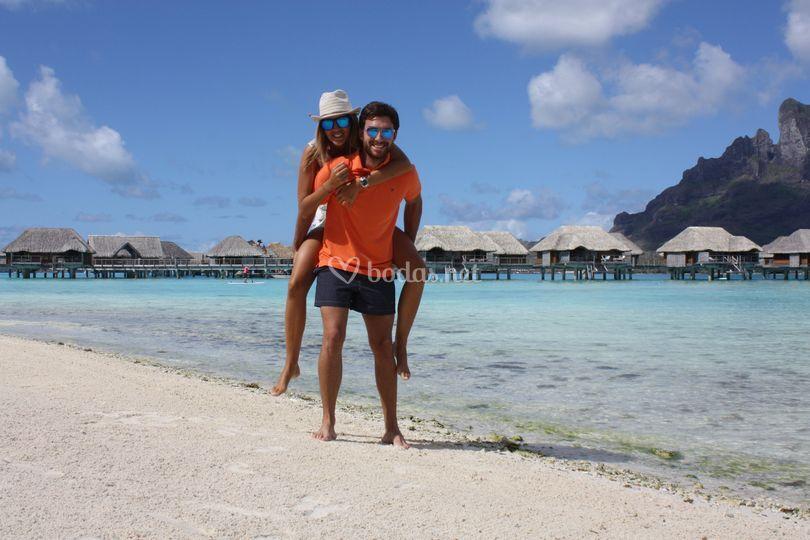 Bora Bora -Borja y Paula