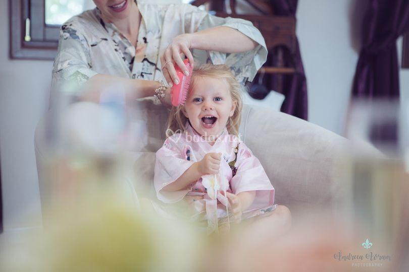 Cutest daughter