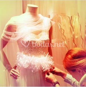 Personaliza tu vestido