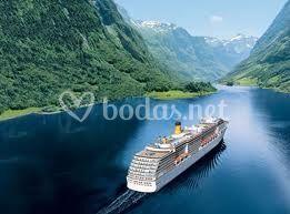 Crucero Fiordos