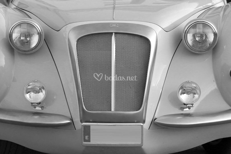Coche frontal