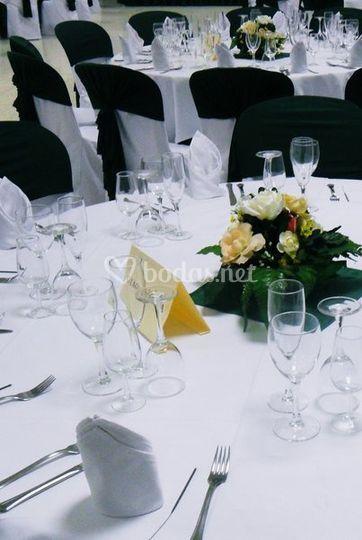 Detalles mesa