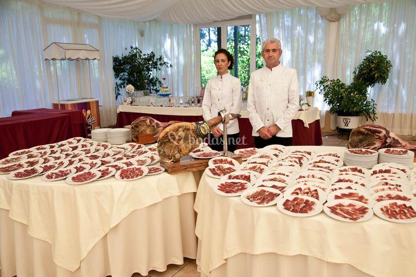 Catering María Antonia