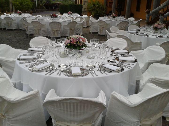 Banquete fachada principal