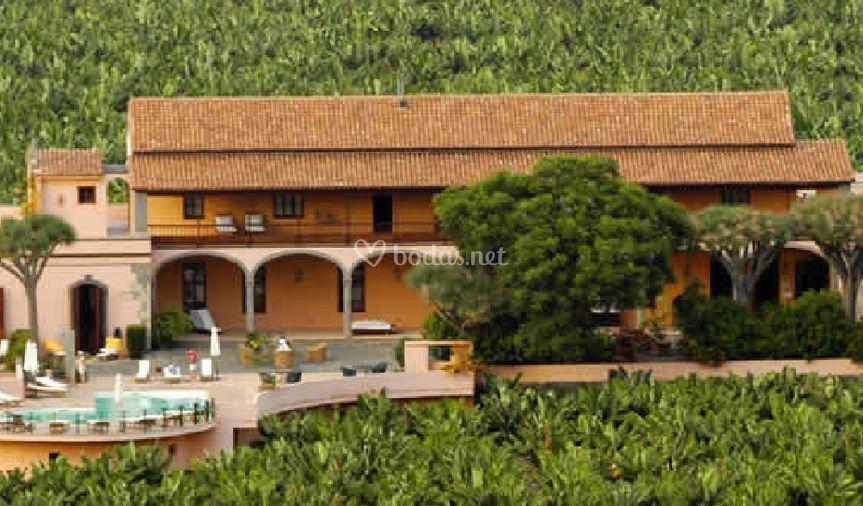Hacienda El Buen Suceso