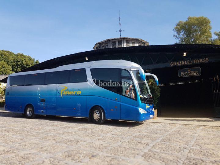 Autobus de boda