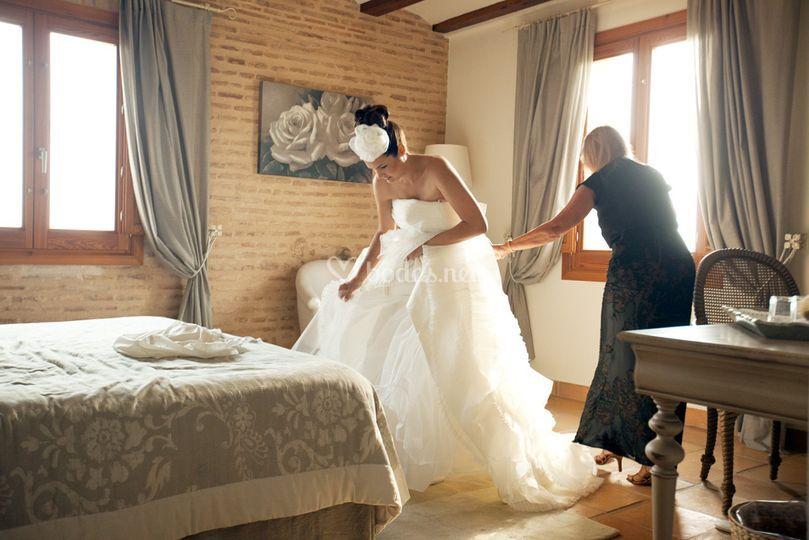 b2caaa62cae Preparativos de la novia de Puede besar a la Novia | Foto 47