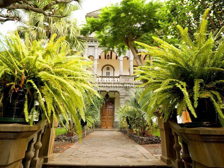 Frontis - Casa de La Marquesa