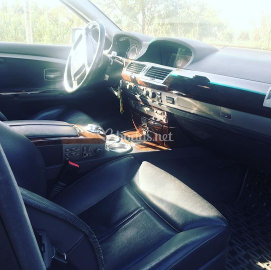 Serie 7 asiento copiloto