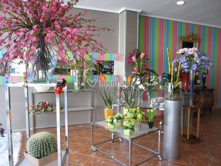 Luis hoyo floristas for Budas decoracion interior