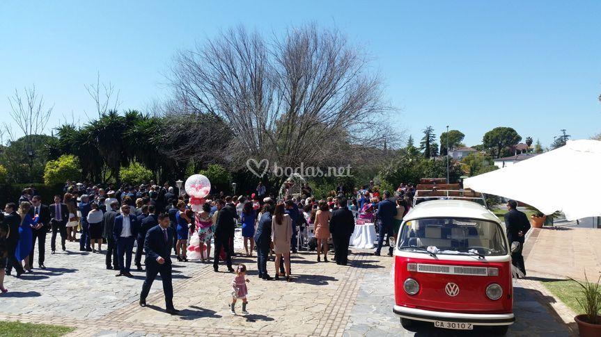 Ceremonia civil de los jardines de sansue a foto 58 for Los jardines de sansuena