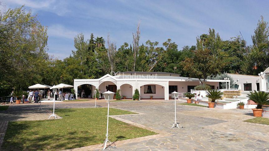 Espacios amplios de los jardines de sansue a foto 65 for Los jardines de sansuena