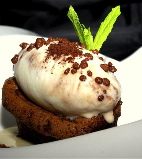 Sabores y texturas del chocola