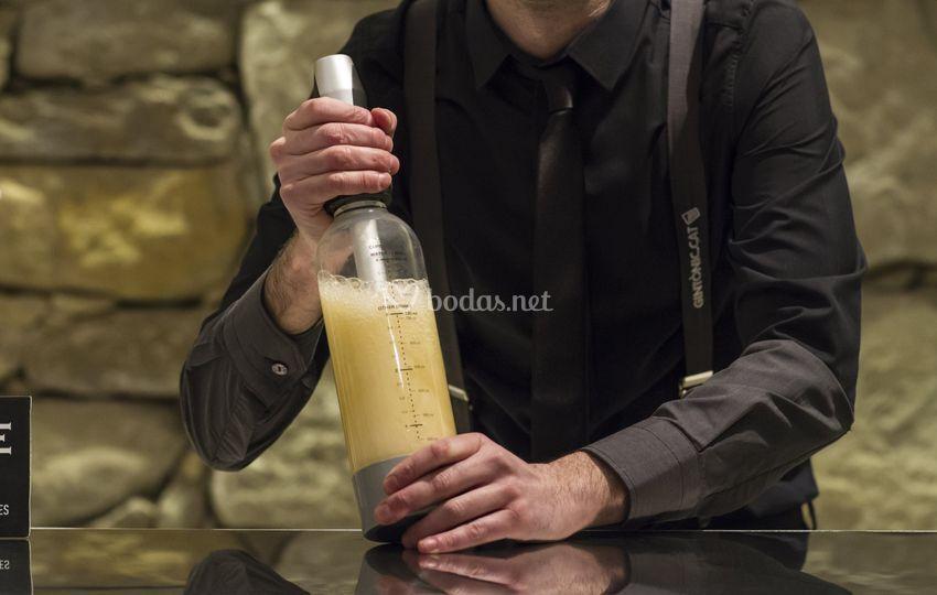 Sodas y refrescos naturales