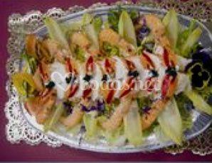 Diferentes tipos de ensaladas