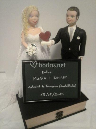 Maria y Eduard
