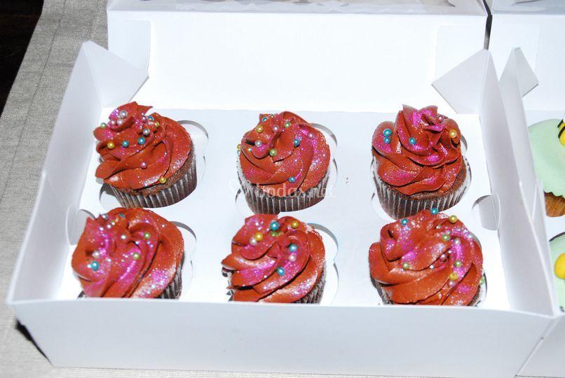 Cupcakes Nutela
