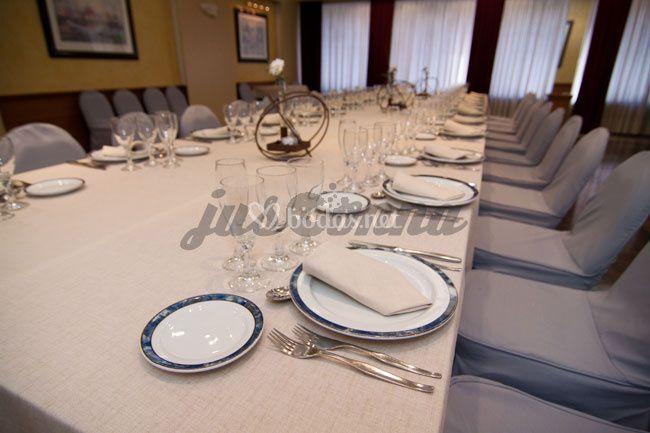 Montaje de mesa