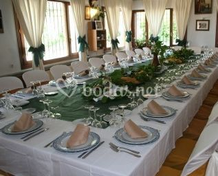 Ideal para banquetes